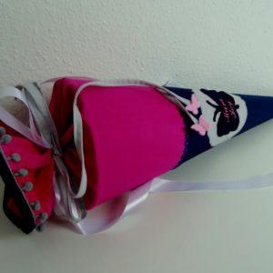 Schmetterlin Schultüte