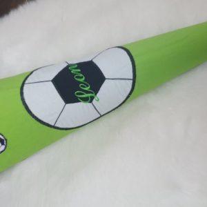 Schultüte Fußball