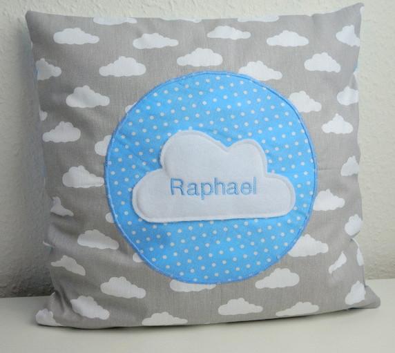 Kissenbezug Wolke