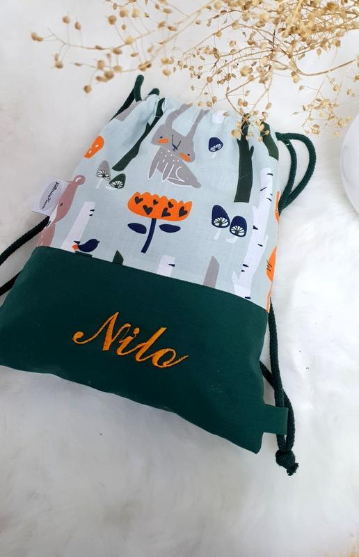 Turnbeutel Nilo